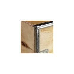 Caisse bois homologuée transport matières dangereuses 4D/X9