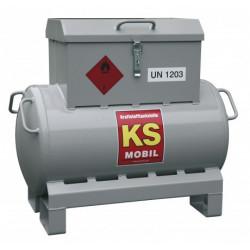 Station de ravitaillement essence et mélanges 90L ADR