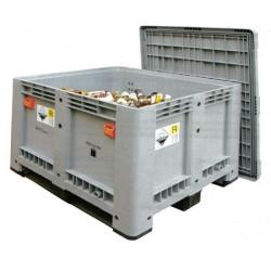 Palette Box plastique ADR 11H2/Y/S/
