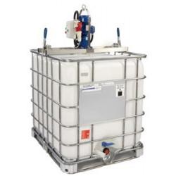 Mélangeur agitateur pour cuve 1000l IBC GRV HBC37 électrique