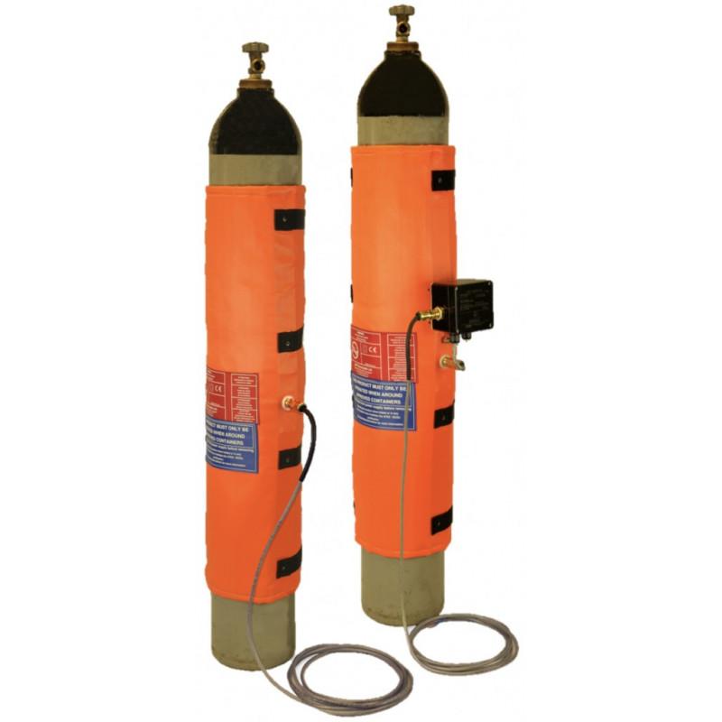 Couverture chauffante ATEX gas B50