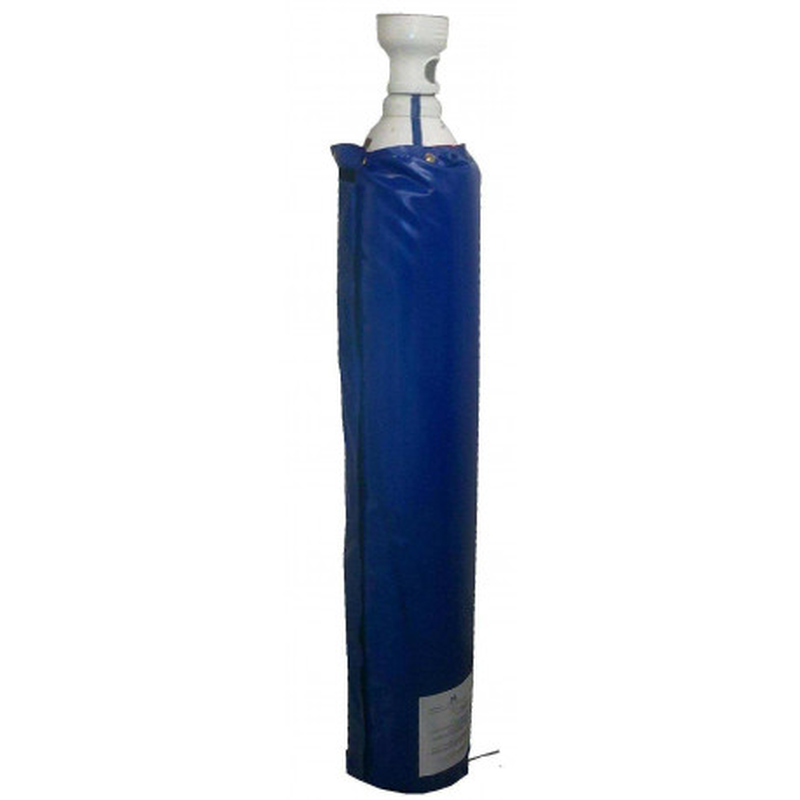 Couverture chauffante bouteille de gas B50
