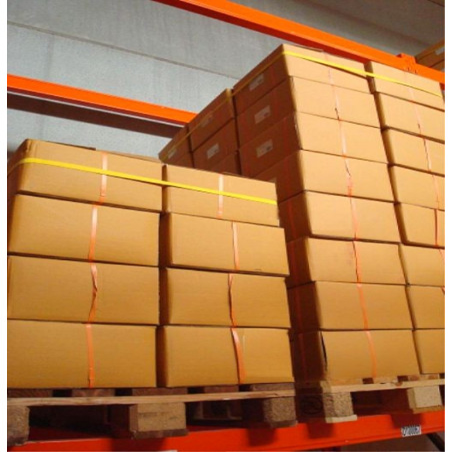 Elastique de palettisation pour transport et stockage