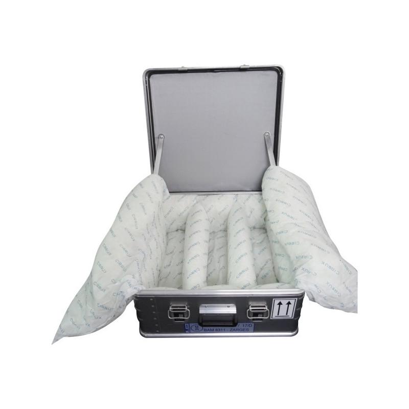 Akku Safe Caisse alu ADR batteries lithium endommagées P908 UN3480