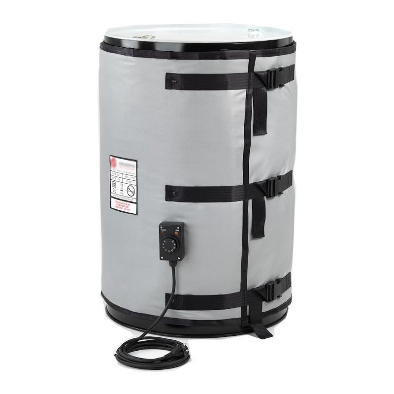 Couverture chauffante haute température fut 200 litres 1200w
