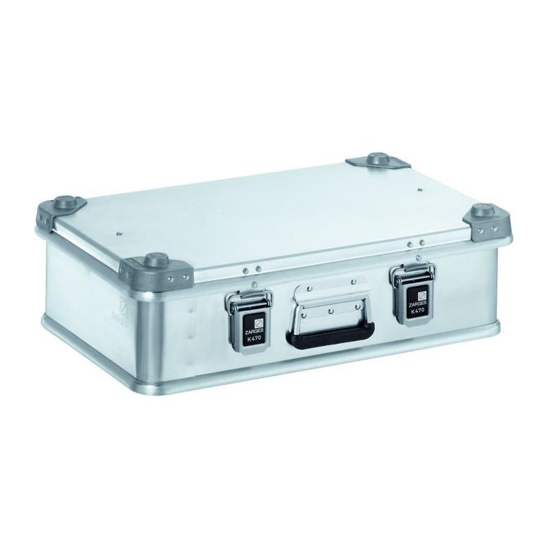 Caisse aluminium ADR UN 4B/X26