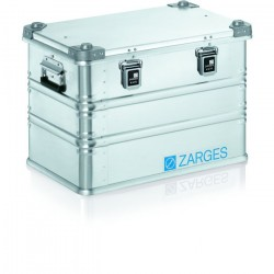 Caisse aluminium ADR UN 4B/X75