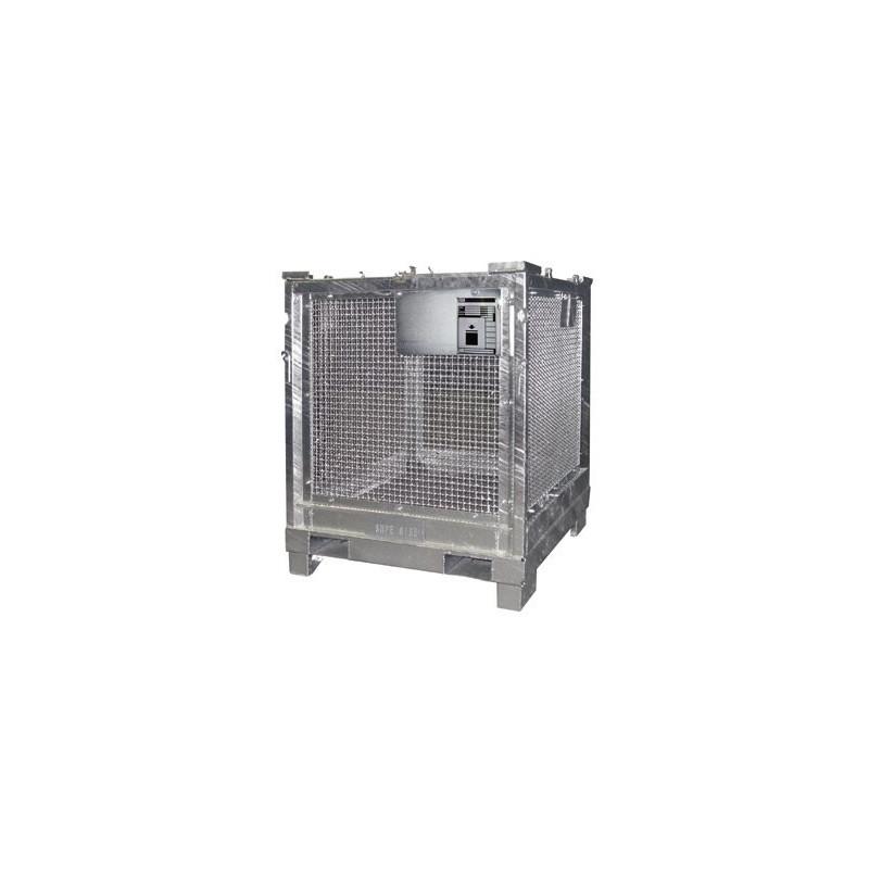 Box grillagé ADR pour Aérosols UN 50A/Y
