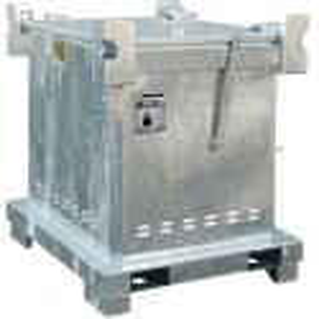 Box de transport fermé pour Aérosols UN 50A/Y