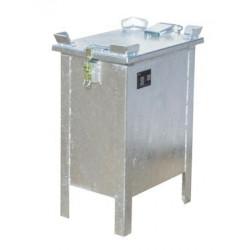 Box de stockage batteries Lithium-Ion endommagées 30 L