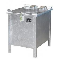 Box de stockage batteries Lithium-Ion endommagées 90 L