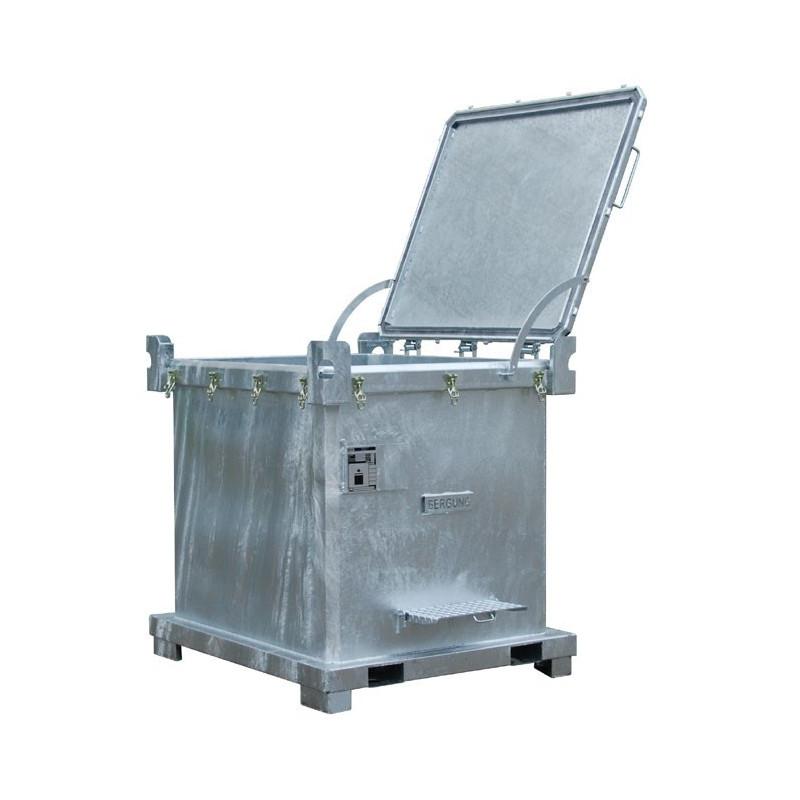 Grand emballage de secours ADR 50AT pour cuve IBC