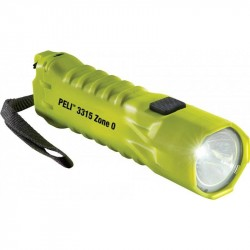 Torche LED PELI 3315Z0 ATEX zone 0