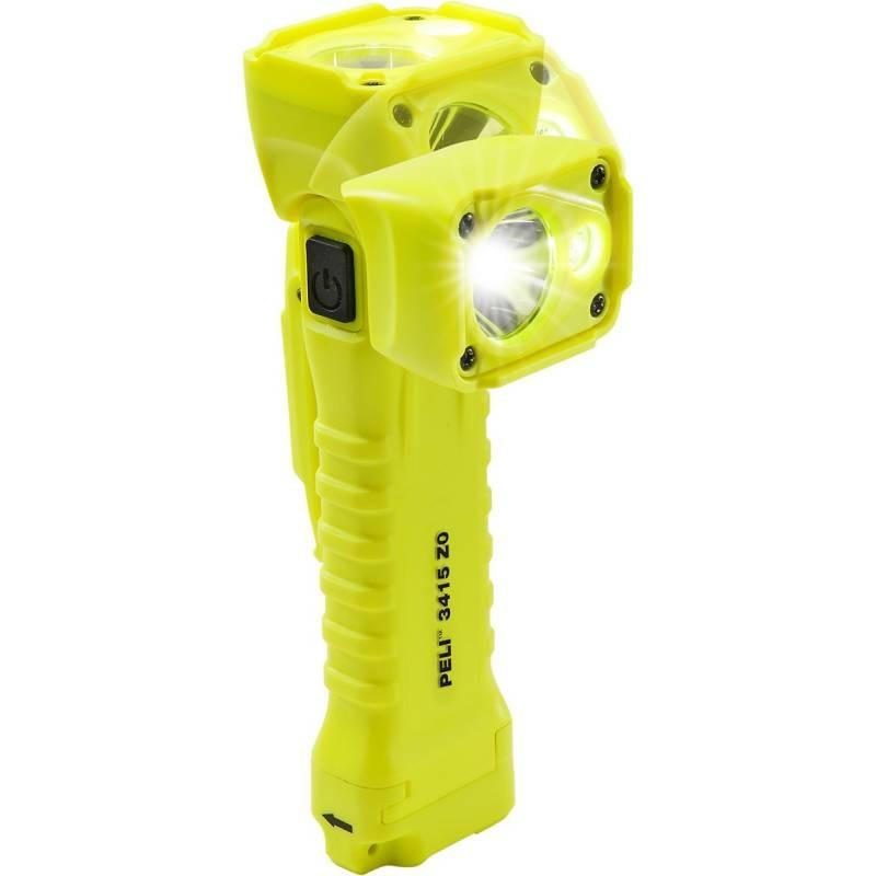 Torche LED magnétique PELI 3415MZO ATEX zone 0