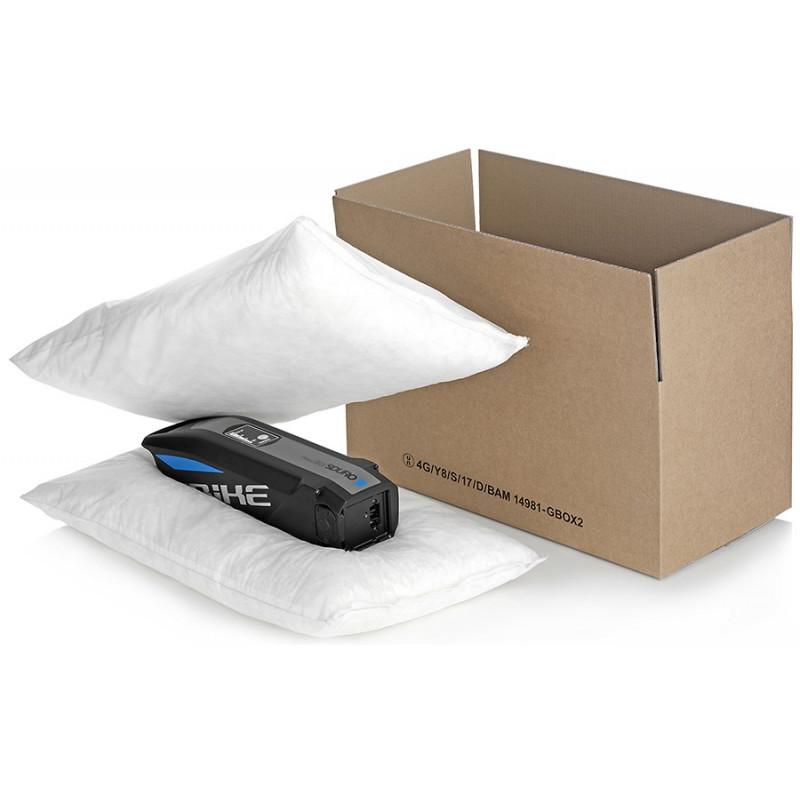 Cartons UN 4G/Y8 pour P908 lithium endommagée