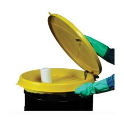 Entonnoir polyvalent pour fûts en Polyéthylène