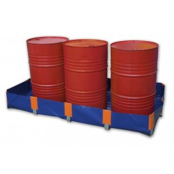Bac de rétention pliable / flexible standard 500 L