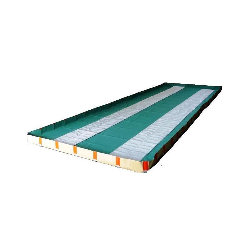 Bac de rétention pliable / flexible 9900 L renforcé