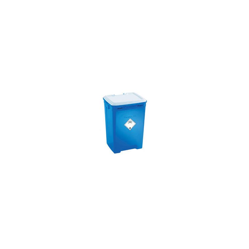 Fût DASRI bleu 50l pour déchets Cytotoxique UN3249
