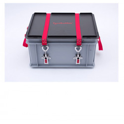 Caisse transport batterie lithium endommagée P908 XS-BOX 1 DE BASE