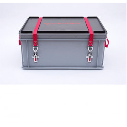 Caisse transport batterie lithium endommagée P908 S-BOX 2 BASIC