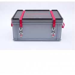 Caisse transport batterie lithium endommagée P908 XS-BOX 1 PREMIUM