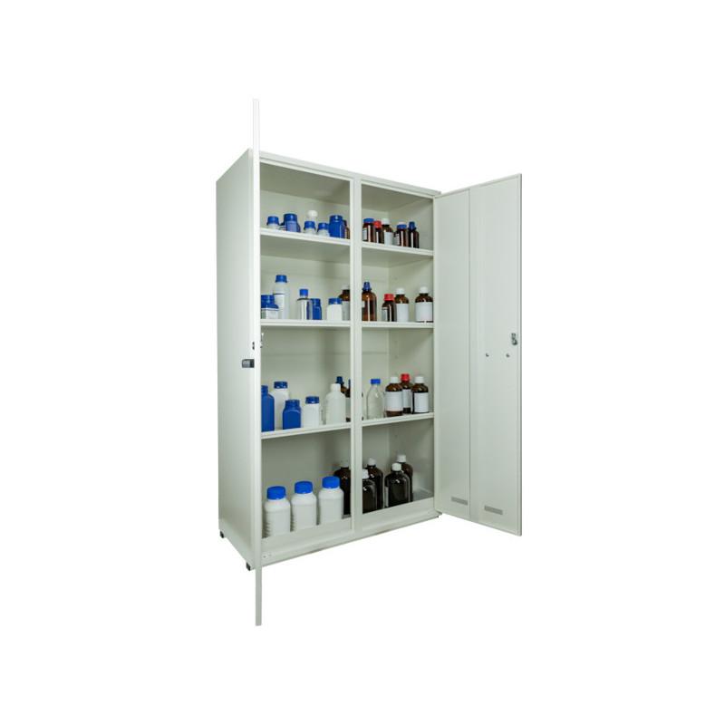 Armoire de sécurité produits toxiques et réactifs
