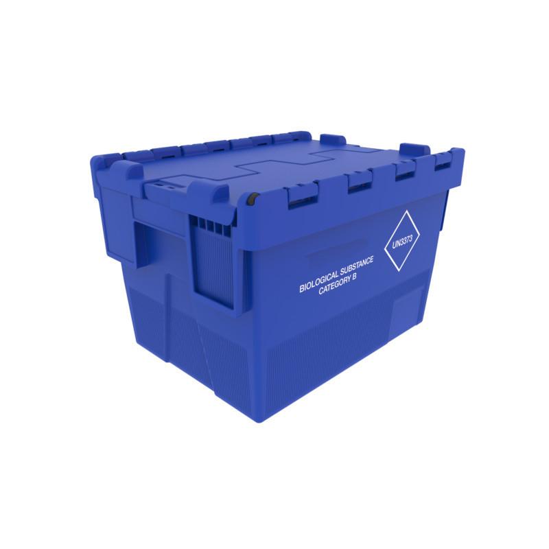 Caisse plastique UN3373