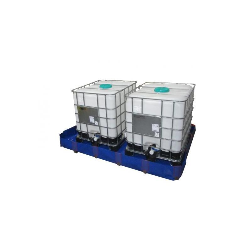 Bac de rétention pliable/flexible basique 500L