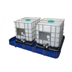 Bac de rétention pliable/flexible basique 4000L