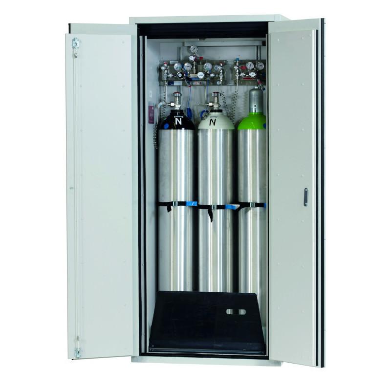 Armoire pour bouteilles de gaz 2 portes