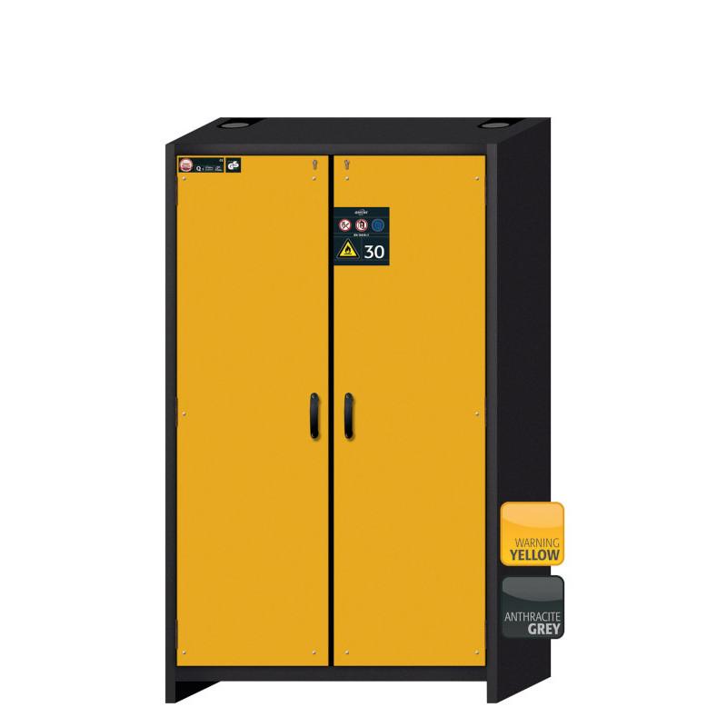 Armoire de sécurité 2 portes produits dangereux et inflammables