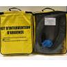 Kit absorbants 20 litres pour tous liquides