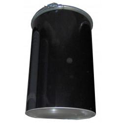 Fût métal ouverture totale 213L noir