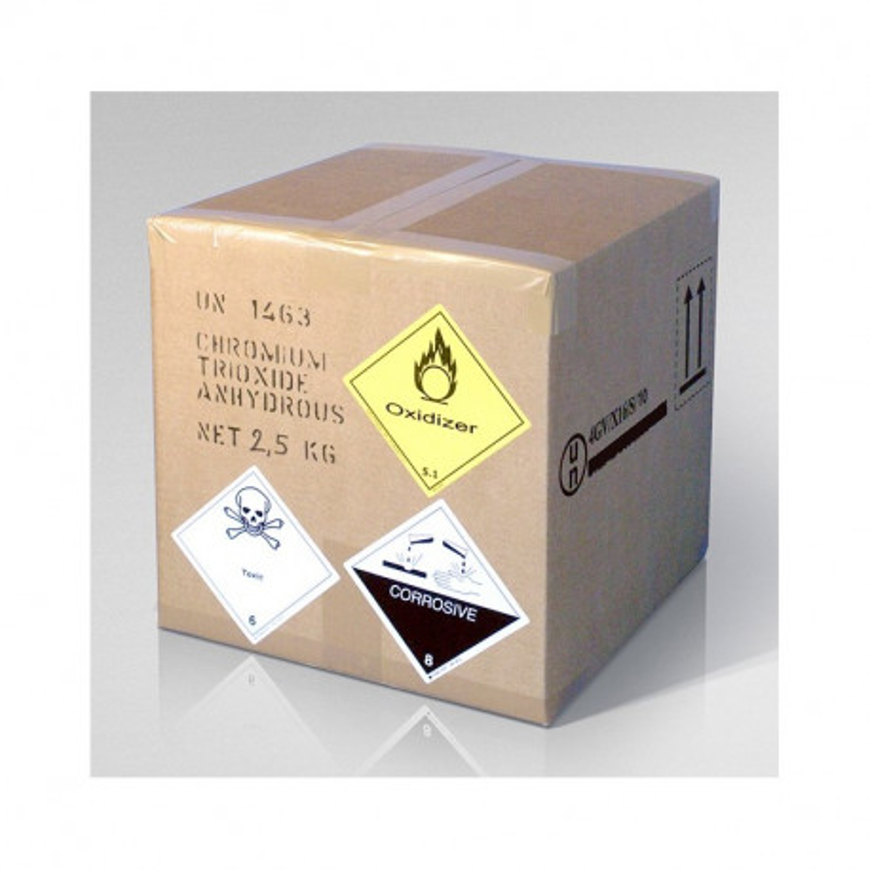 Cartons Homologués UN 4GV/X3.1 avec sache