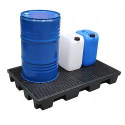 Plateforme de rétention 120 litres standard