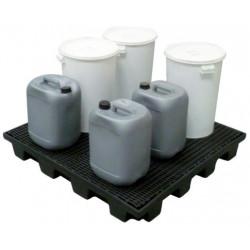 Plateforme de rétention 240 litres standard