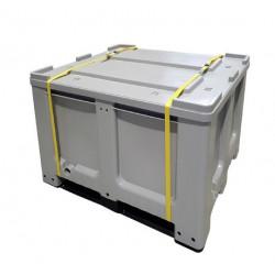 Box batterie lithium ADR P908 195 litres