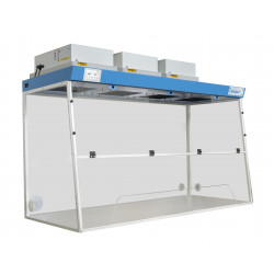 Hotte filtrante de laboratoire 180x75cm LABOPUR classe 2