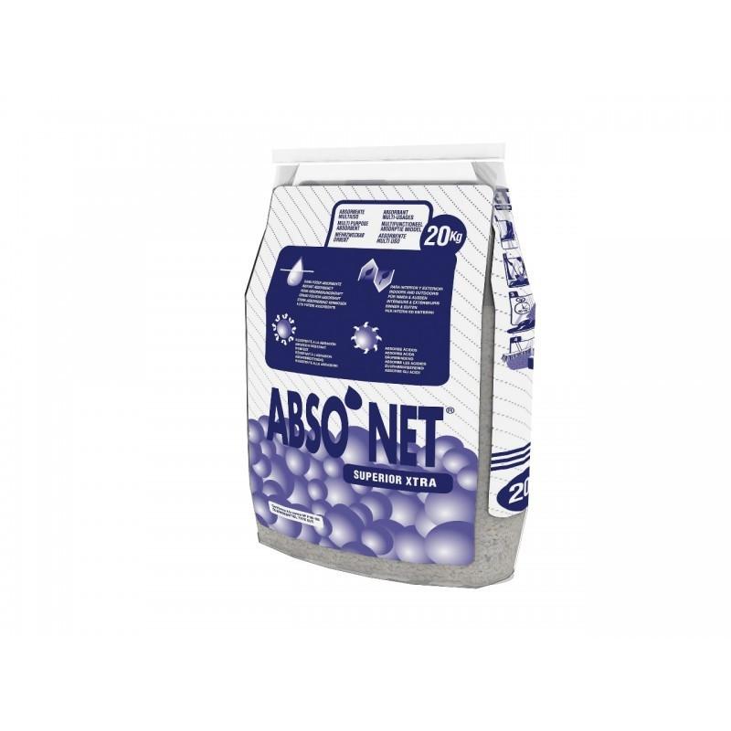 Granulé absorbant minéral usage routier (pal de 50 sacs)