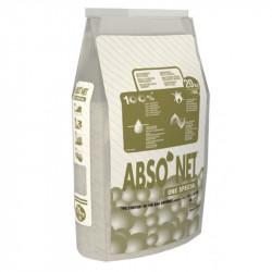 Granulé absorbant minéral attapulgite (pal de 50 sacs)