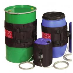 Couverture chauffante pour fût 200 litres 450w