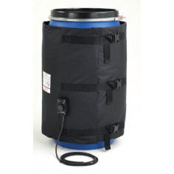 Couverture chauffante pour fût plastique et métal 200 litres 1200w