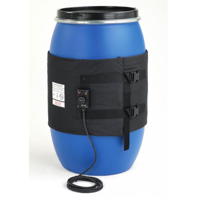 Couverture chauffante pour fût 200 litres 1200w