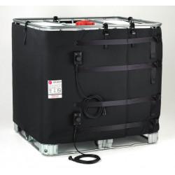 Couverture chauffante pour cuve 1000l GRV / IBC 2000W