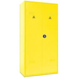 Armoire de sécurité Acier produits faiblement inflammables 2 portes