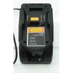 Chargeur pour batterie station ravitaillement gasoil