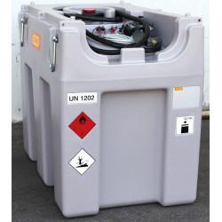 Station de ravitaillement Gasoil 600 litres Agréée ADR
