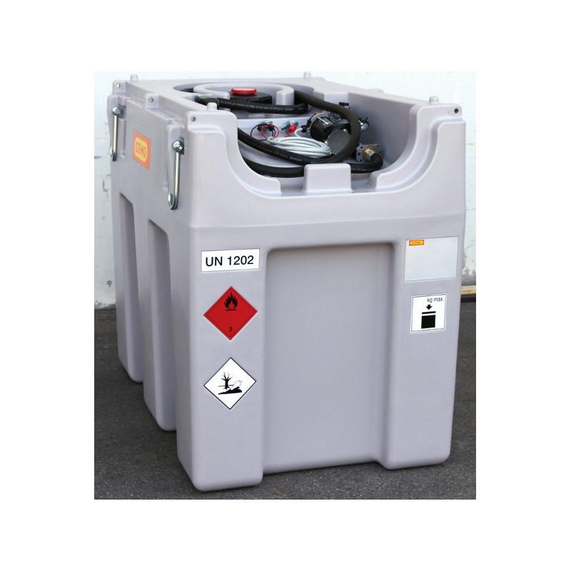 Station de ravitaillement Gasoil 125 litres