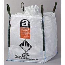 Big-Bag homologué et marqué amiante 1T